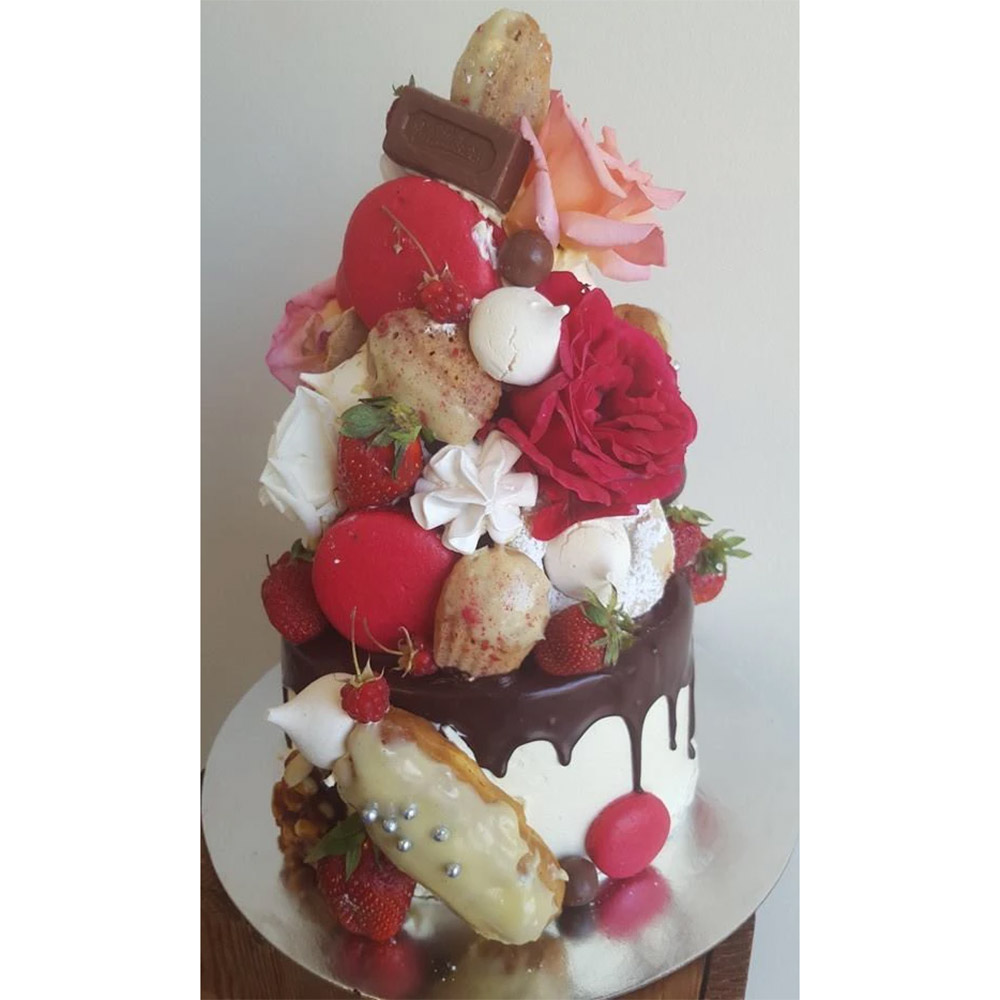 Dessert Tower Party Cake 2