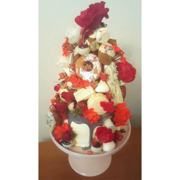 Dessert Tower Party Cake 3