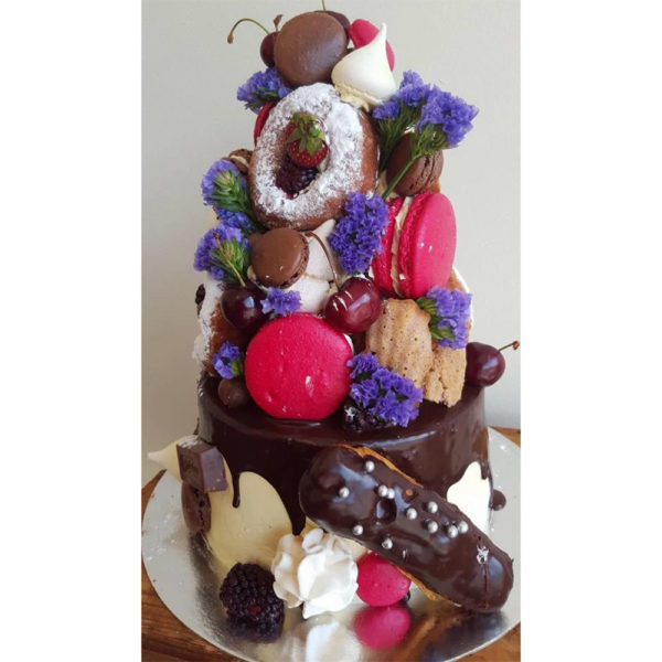 Dessert Tower Party Cake 4