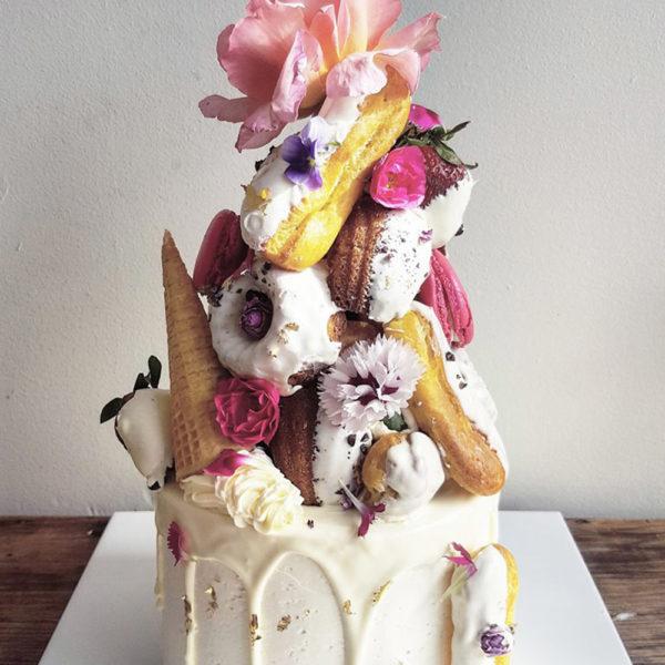 Dessert Tower Party Cake