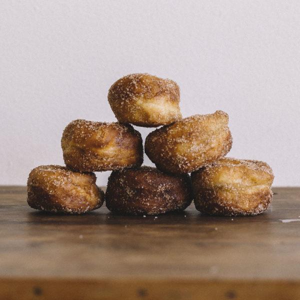 Mini Cinnamon Donuts