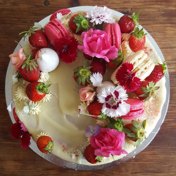 Berry Cheesescake