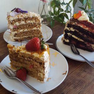 Cake Sample Box